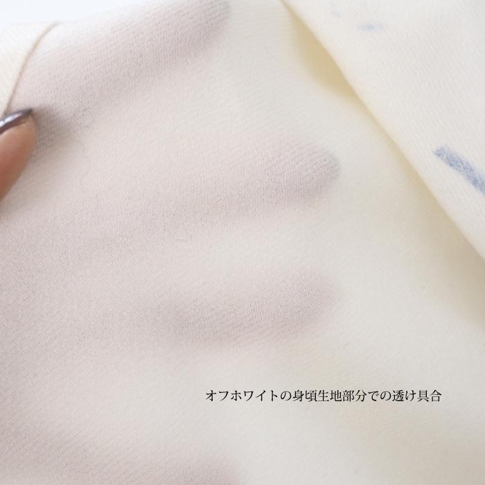 isato design works イサトデザインワークス ボリュームスリーブプルオーバーブラウス レディース