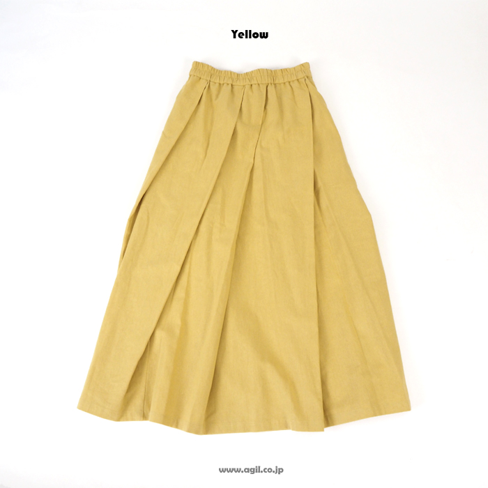 isato design works イサトデザインワークス マキシフレアースカート レディース
