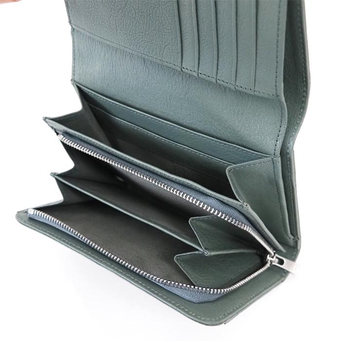 REN レン 本革 L型財布 ウォレット レディース メンズ solum ソラム