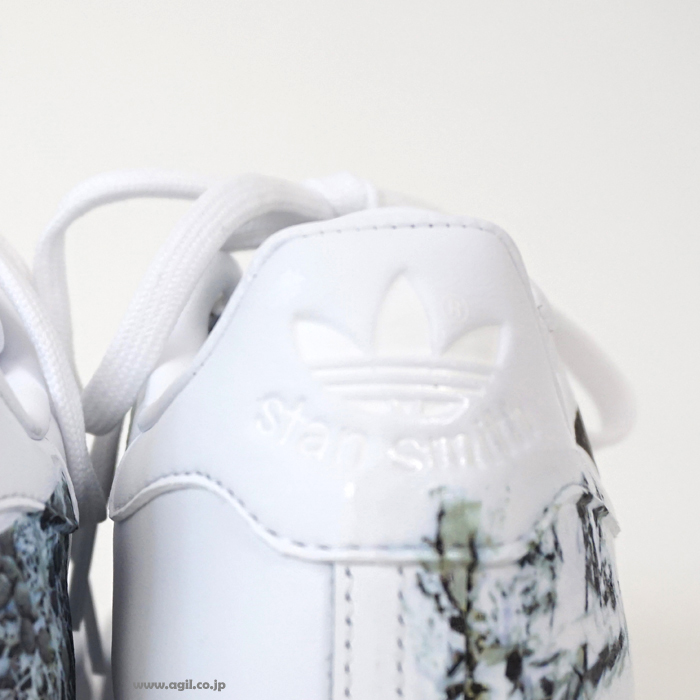 CILANDSIA(チランドシア) adidas stan smith コラボスニーカー レディース メンズ